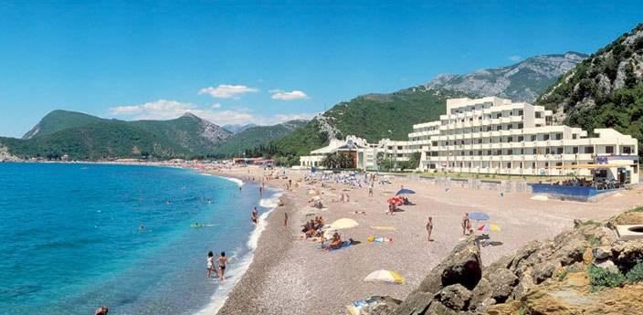 hotel Biserna obala canj