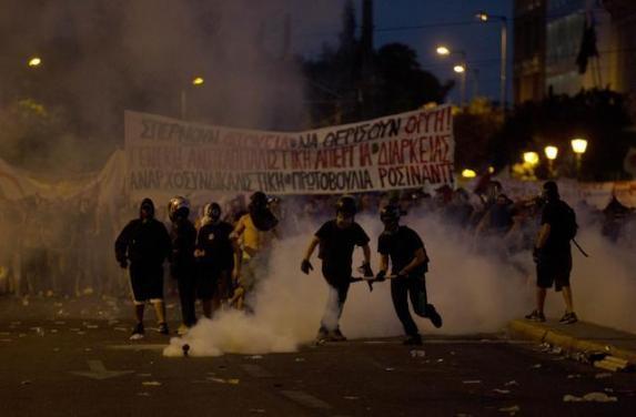 Atina-protesti
