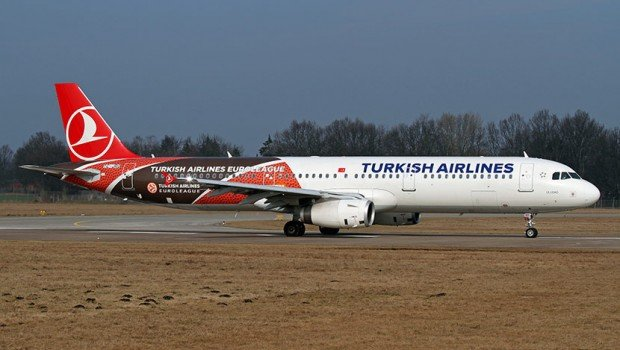 Avion-Turkis-Erlajns