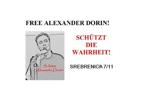 Dorin free alexandar dorin Зашто је отет и ухапшен Александар Дорин? (ВИДЕО)