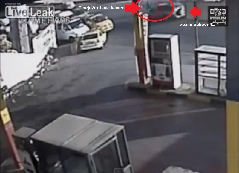 Penzionisani oficir ubio palestin.tinejdžera