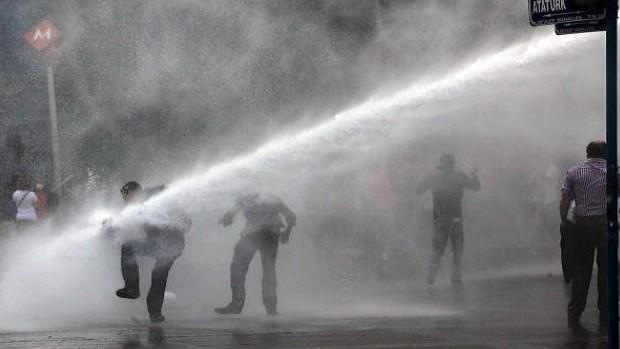 ankara protesti