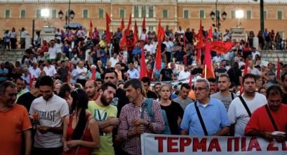 grcka protesti