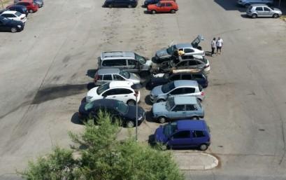 izgoreli automobili