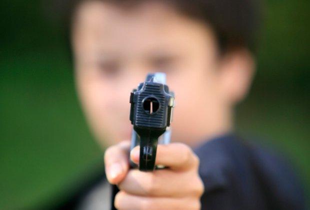 pistolj-dete