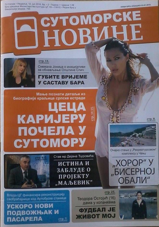 sutomorske novine 2 naslovna iz stampe