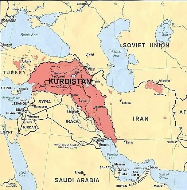 kurdistan Турска на корак од хаоса!
