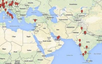 mapa korisnika 409x257 Хакерски напад године: Објављена имена 37 милиона прељубника, међу њима службеници Беле куће, Ватикана, УН... (ВИДЕО)