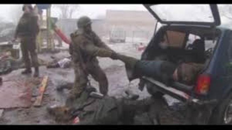 VOJNICI Ратни злочини украјинских војника   мучења и нечовечни однос (ФОТО)