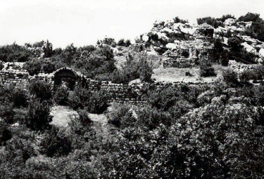 1-Prije-obnove-Manastirski-kompleks-Starcevo