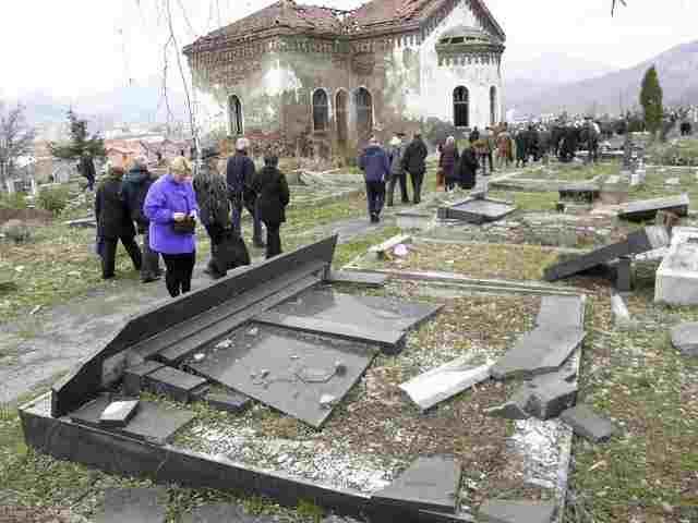 sruseno groblje kosovo