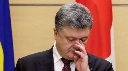 Porošenko Ukrajina ruske sankcije