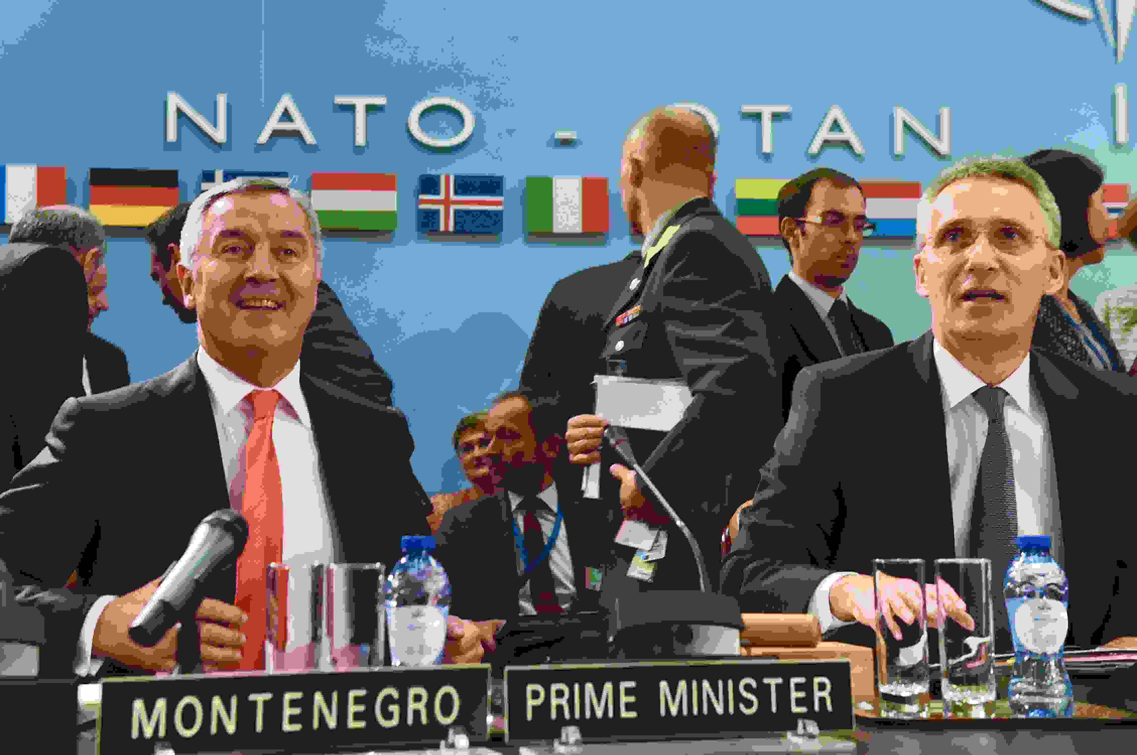 BELGIUM-NATO-DEFENCE-POLITICS