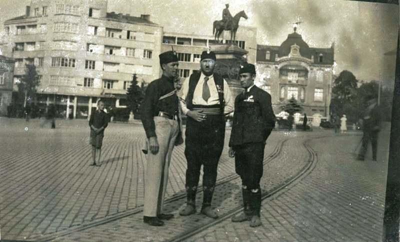 Соколи у Загребу 1938.