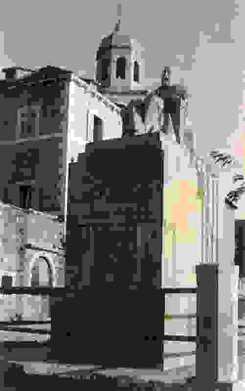 Споменик Богишићу у Цавтату