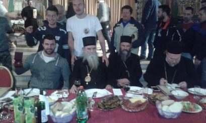 Дабетић до митрополита Амфилохија