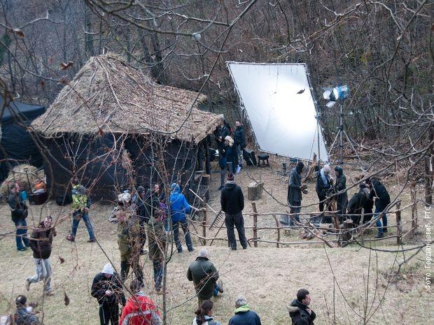 Scena sa snimanja