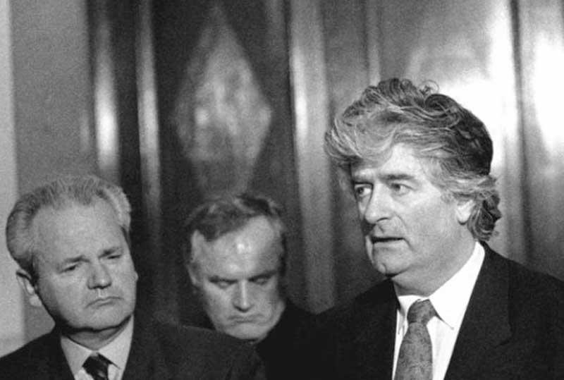 milosevic karadzic mladic Годишњица убиства Слободана Милошевића