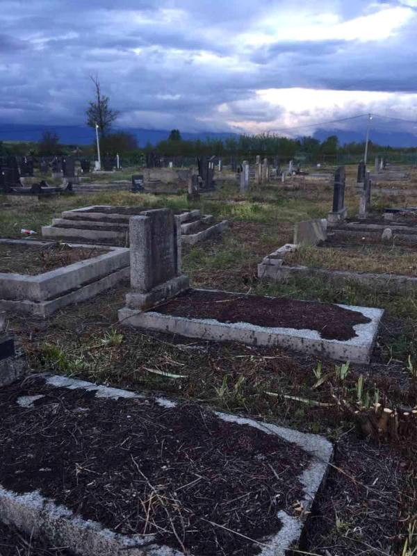 groblje Djakovica