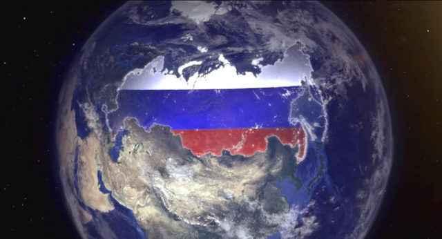 Rusija, uticaj