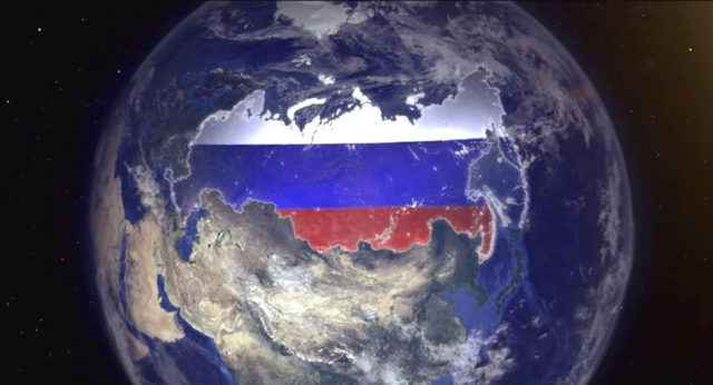 Rusija, uticaj, Ruski