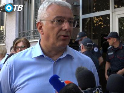 Andrija Mandic 409x307 Фронт након одлагања суђења: Зауставићемо државни терор током монтираног политичког процеса (ВИДЕО)