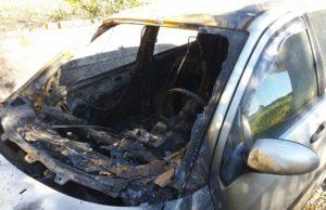 Pljevlja Automobil nakon pozara foto M Drobnjak 1 300x194 ИН4С портал   Вијести Црна Гора | Србија | Српска | Русија | Хроника | Политика | Регион