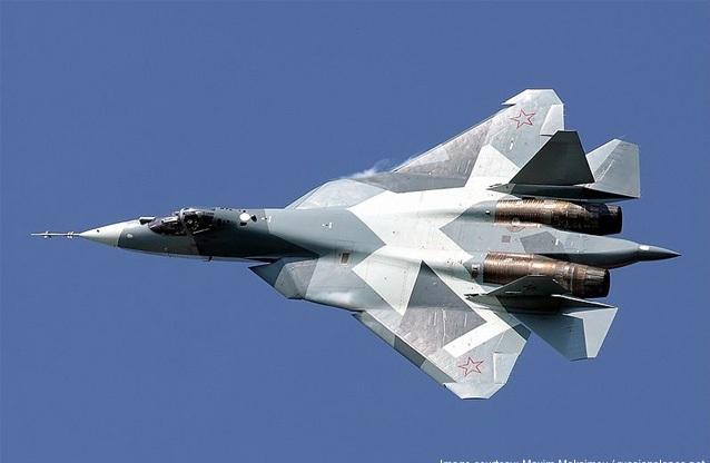 """t 50 pakfa Руски сухој """"Су 57"""" ноћна мора америчке авијације (ВИДЕО)"""