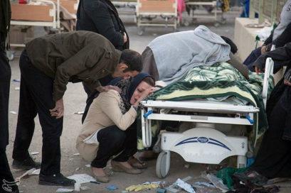 zemljotres 409x272 Земљотрес погодио Ирак и Иран; Преко 200 страдалих, скоро 3.000 повријеђених