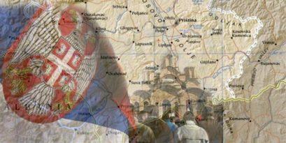 Stojbina srpska, Kosovo i Metohija