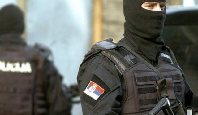 полиција Србије