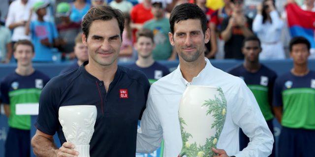 Djokovic I Federer