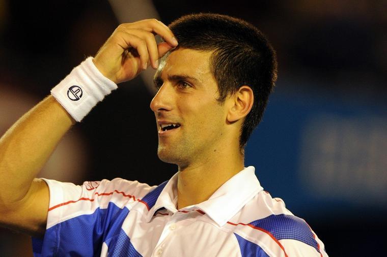 Novak Đoković, L'Ekip