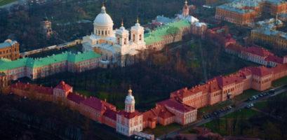 Lavra Svetog Aleksandra Nevskog u Sankt peterburgu