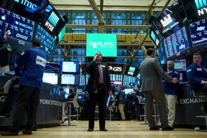 Њујоршка берза тренутно пролази кроз једну од највећих криза од 2008. године