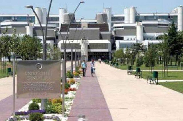 UCG, Smanjenjem, Univerzitet