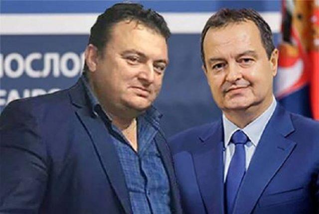 Dačić. Jovanović