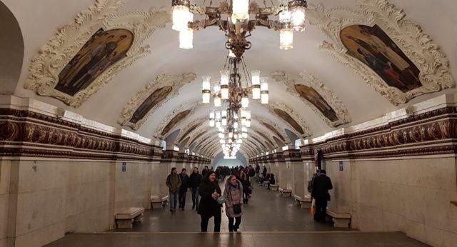 Moskvoski metro