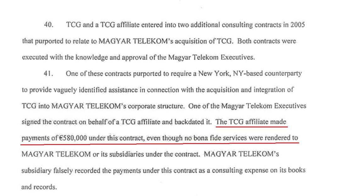 Службеници Владе Црне Горе примили мито од 7,35 милиона долара током приватизације Телекома - оптужница у САД-у 7