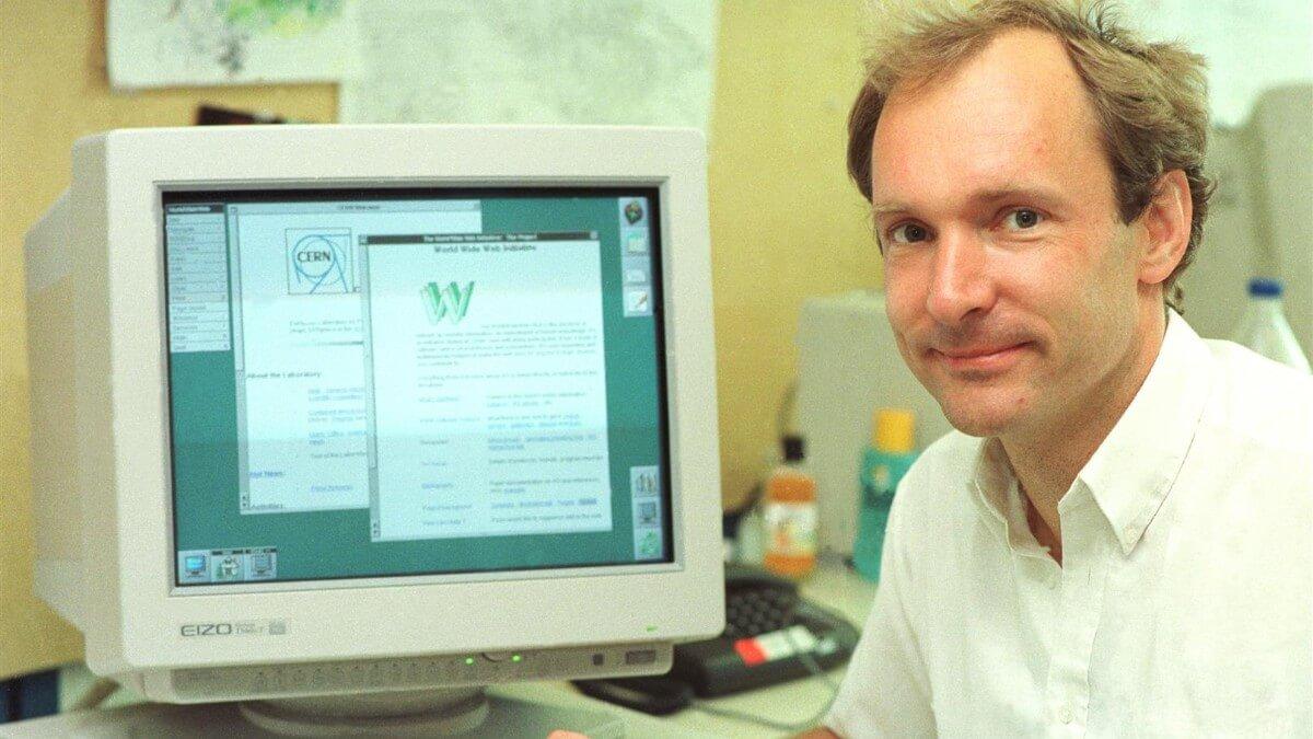 Tim Berners-Li, CERN