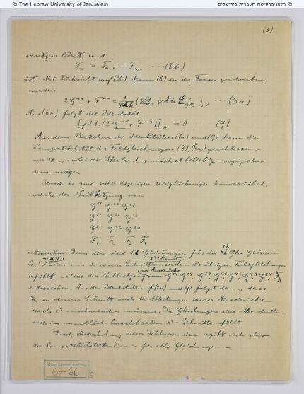 pismo Ajnštajna