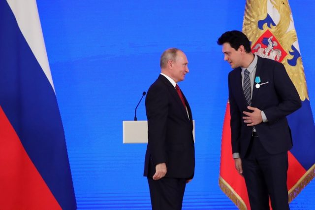 Biković i Putin