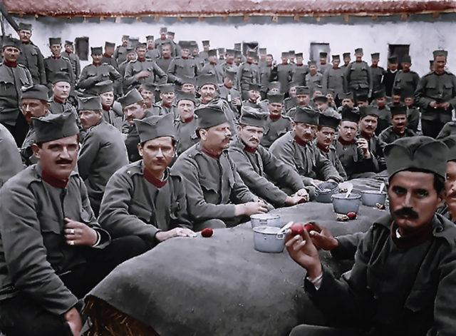 Велики празник мирио војске: Васкрс на Солунском фронту