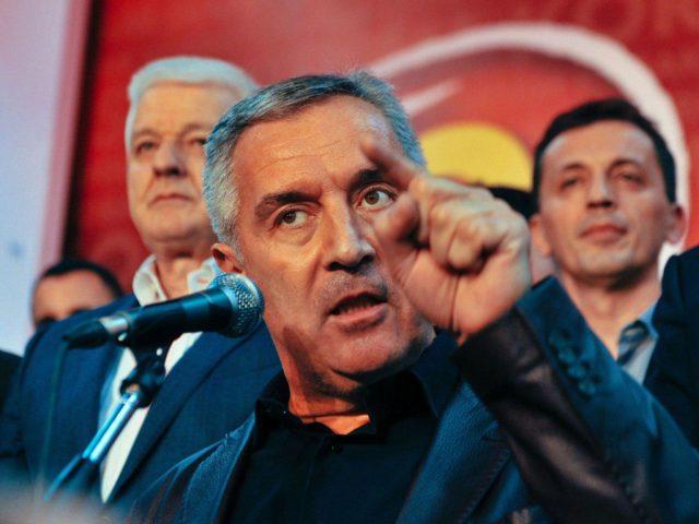 državni udar, Đukanović Milo