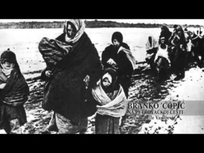Бранко Ћопић: На цести Петровачкој избјеглице и триста дјеце у колони (ВИДЕО)