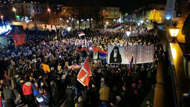 Пљеваљски одбор за одбрану светиња: Тражимо од државе да нас заштити како то не би радили сами