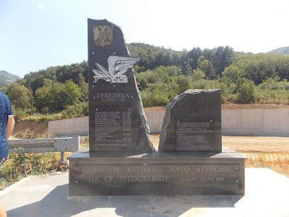 21 година од ратног злочина НАТО у Грделичкој клисури