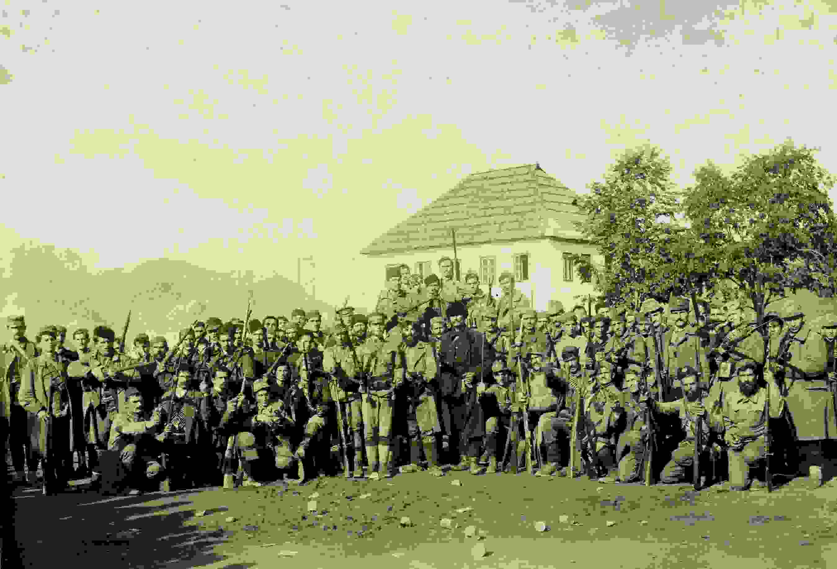 Komiti na Brezi u Kolasinu 1918.