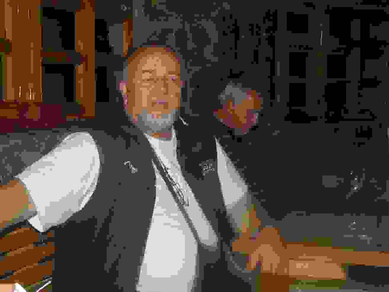 zdravko asanin u svom etno restoranu kozak, mojkovac